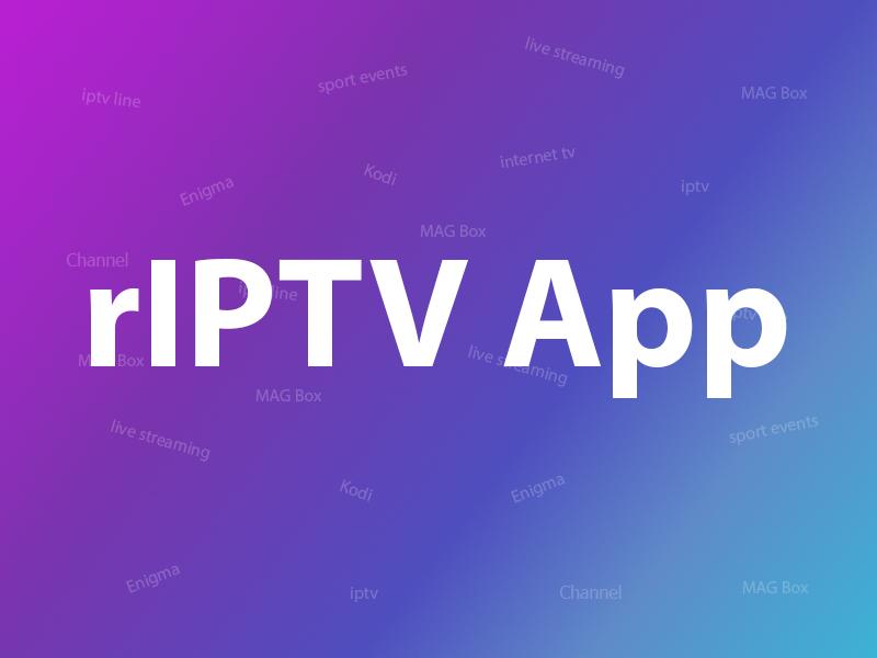 How to setup IPTV on iOS using rIPTV? - Knowledgebase - Gen Professional